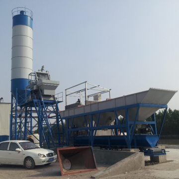 Special electrical concrete batching plant