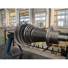 Multi Stage Impulse Steam Turbine