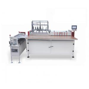 PKC-800 Semi automatic book case hardcover making machine