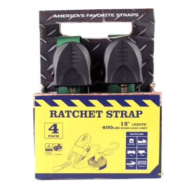 Amazon 4 Pack Surfboard Ratchet Tie Down