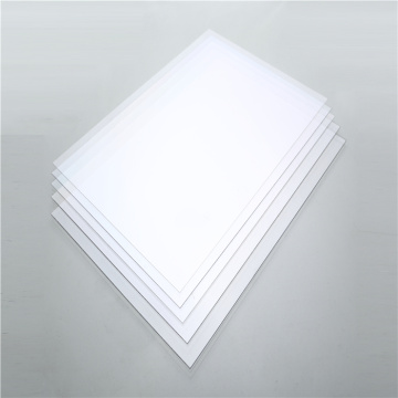 A4 size polycarbonate clear film protective film sheet