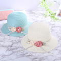 Asian summer straw hat paper straw handbag