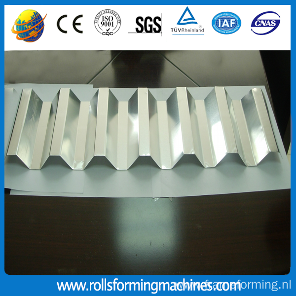 Corrugated Metal Roof Panel Roll Forming Machine