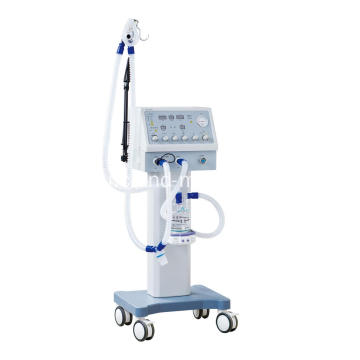 Kuhle Kwezibhedlela i-ICU Ventilator Medical Breathing Equipment