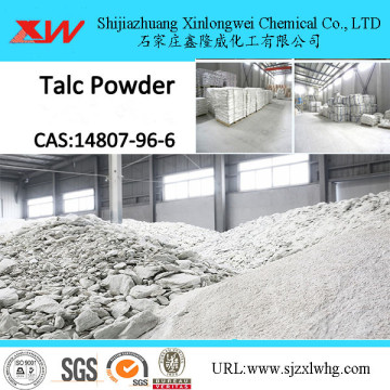 Talc Powder For Industrial Use 1250 Mesh