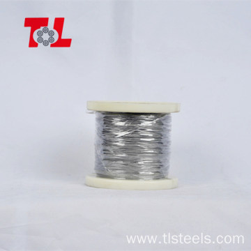 304 316 Stainless Steel Wrie Rope Cable