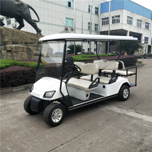 battery powered 6 passenger electric golf carts