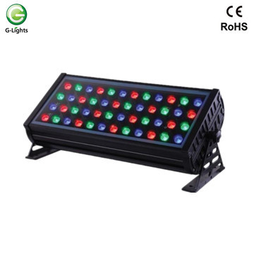 Color Changing 48watt IP65 LED Flood Light