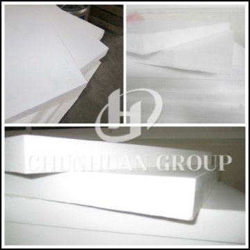 Virgin Teflon/PTFE Square Plate Sheet