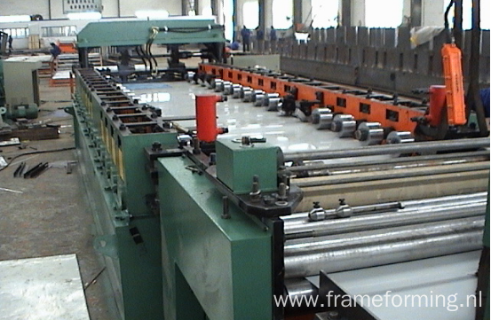 Metal Box Board Machine