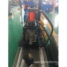 Corner bead profile roll forming machine
