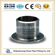 mss type a stub end stub flange dimension