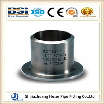 Pipe fitting SCHXS flange stub ends
