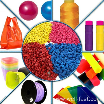 Degradable plastics raw material Color masterbatch