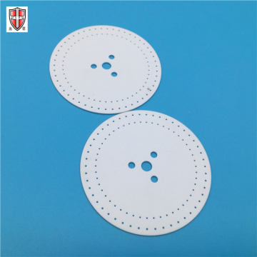 isolating heat sink 96% alumina ceramic wafer