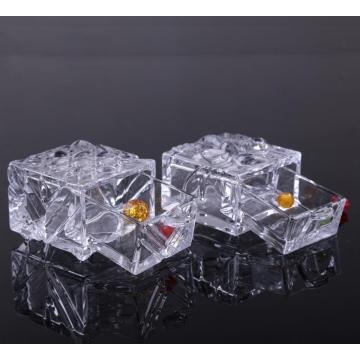 Glass Clear Jewelry/Gift Drawer Box Wholesale