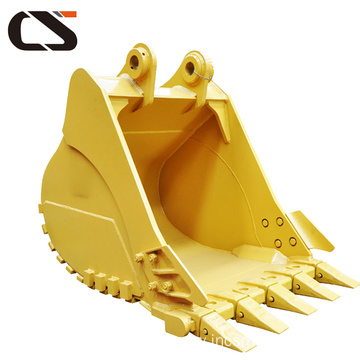 Bucket for excavator and mini excavator
