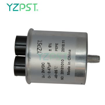 Damping and absorption 2UF 2KVAC snubber capacitor