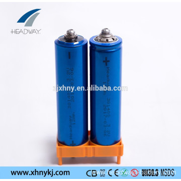 10ah 3.2v rechargeable lithium ion battery 38120 cell