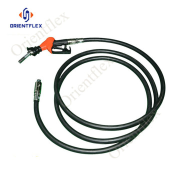 19 wire braided gas station fuel dispensing hose