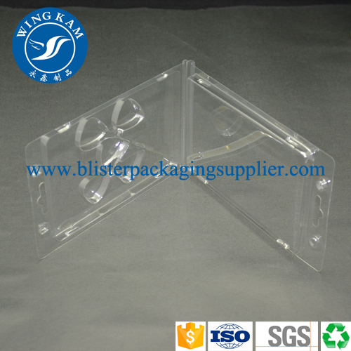 Plastic Small Fan Clamshell Packaging