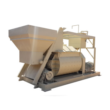 Small double shaft 1000l concrete mixer machine Bangladesh