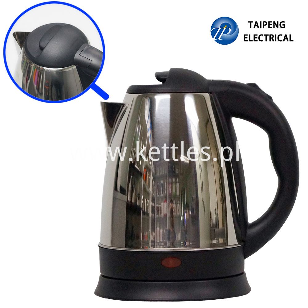 Industrial kettle electric parts