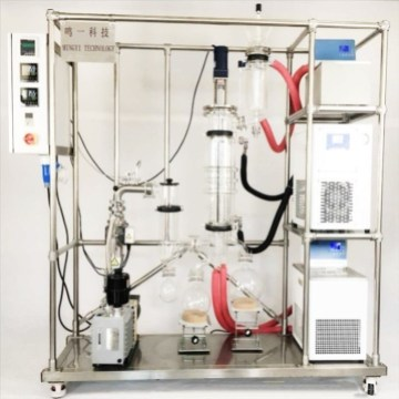Automatic Hemp Extraction Molecular Distillation Evaporator