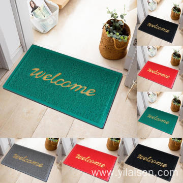 Welcome coil mats more color for floor