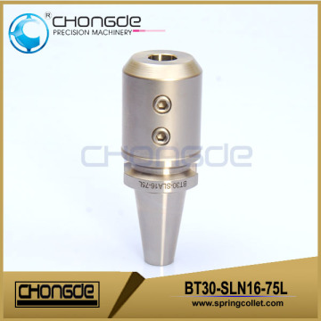BT30-SLN16-75 End Mill Holder