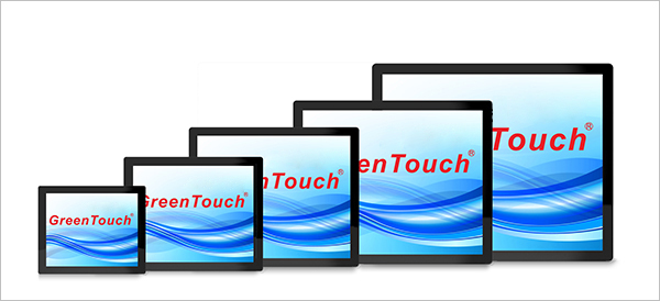 Open Frame Capacitive Touch Monitor