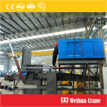 Hydraulic Dock Arm Crane