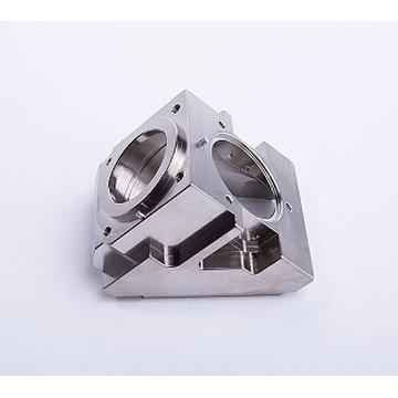 Aluminum nickel plating auto parts through CNC