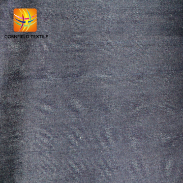 Cotton polyester for jeans denim fabric