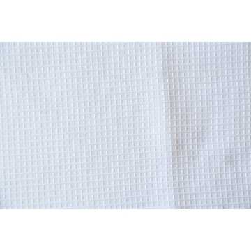 100% Polyester Bed Sheet Small Square Fabric