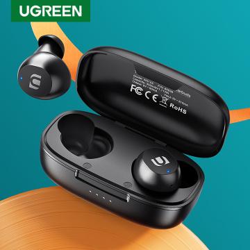 UGREEN TWS Bluetooth Earphones Headphones True Wireless Earbuds In Ear Stereo Headset Sport TWS Bluetooth Headphones