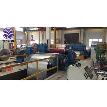 Steel coils Slitting prodction line