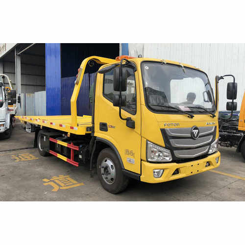 Brand New FOTON S3 Roadside Recovery Services Vehicles