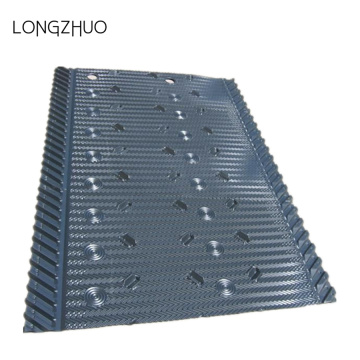 1220mm PVC Film Fill For Cooling Tower Service