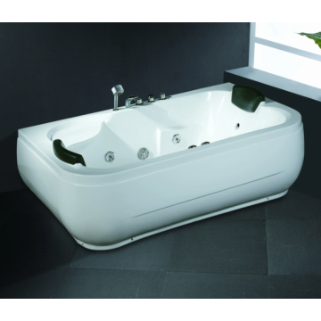 Double Home Lucite Whirlpool Bathtub