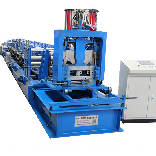 C Channel Forming Machine