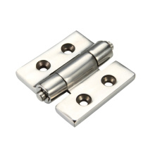 SS Mirror-Polished Industrial Rotating External Hinge