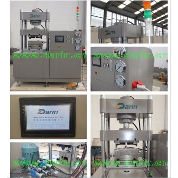 Chewing bone pet food processing equipment
