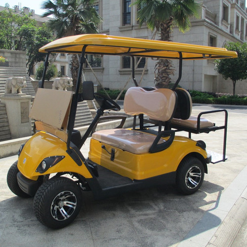 latest golf car for golfers with yamaha type