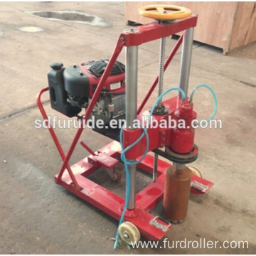 10.5HP roll screw core drilling machine for sale