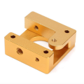 Specializing Metal Cnc Milling Brass Parts