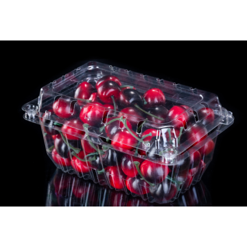 Clear fruit Clamshell Packaging