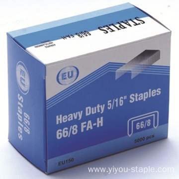 Smooth Surface 23/8 Heavy Duty Staples For Sale