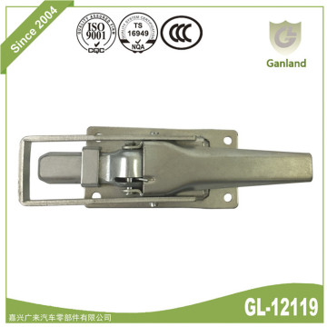 Trailer Dropside Lock Over Centre Lock Pickup Fastener