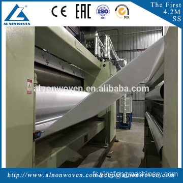 AL 2017 Newly 2400mm SMS Non woven Machinery